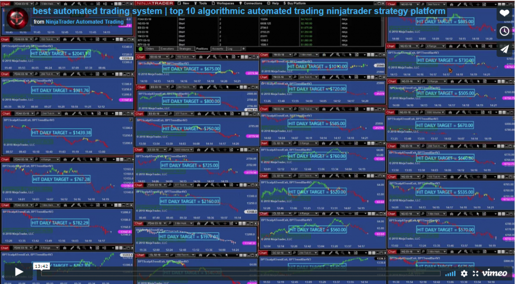 Automated trading system pdf
